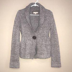 Kaisley Cardigan Gray Size Medium